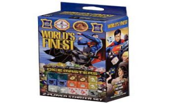 Dice Masters-World's finest