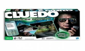 Cluedo services secrets