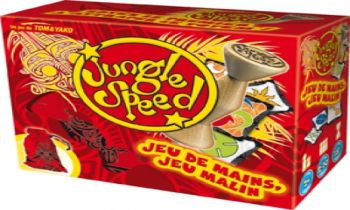 Jungle speed rouge