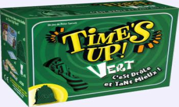 Time's up vert