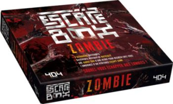 Escape box-Zombie