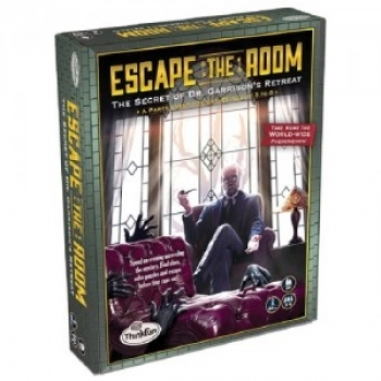 Escape the room-Dr Gravely