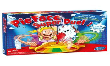 Pie face super duel