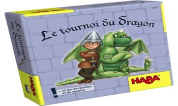 Le tournoi du dragon