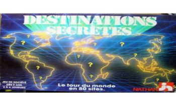 Destinations secrètes