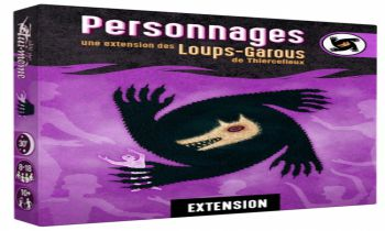 Loups-garous-Personnages