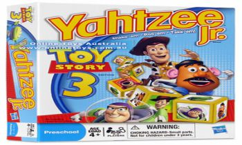 Yahtzee Junior-Toy Story 3