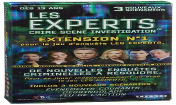 Les experts-Extension n°1