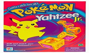 Yahtzee Junior-Pokémon
