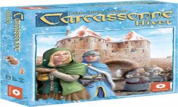 Carcassonne hiver
