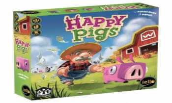 Happy pigs + Farm friends