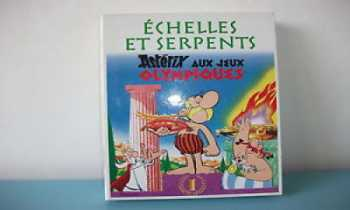 Echelles et serpents Asterix