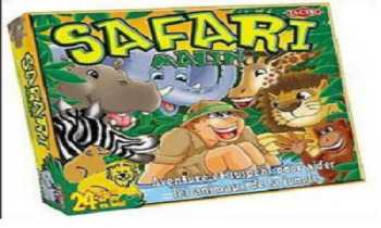 Safari malin