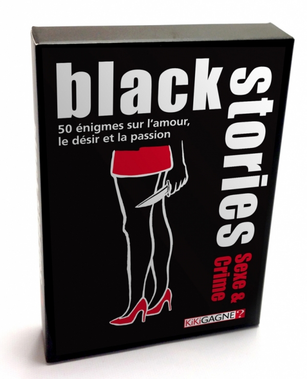 Black Stories-Sexe & Crime