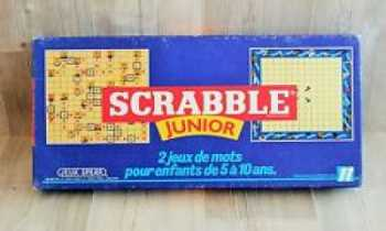 Scrabble junior (1959)